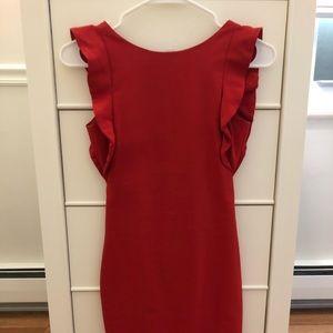 "Zara ""Little Red Dress"""